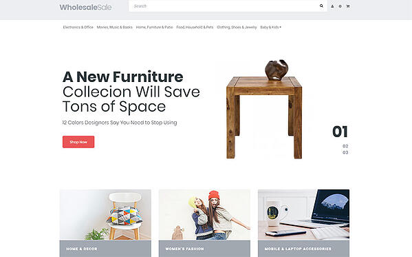 get your furniture by the pallet!