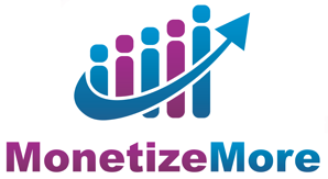 MonetizeMore Logo