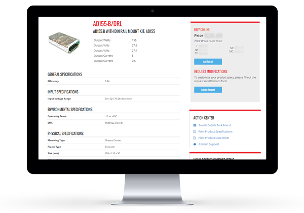 manufacturing eCommerce