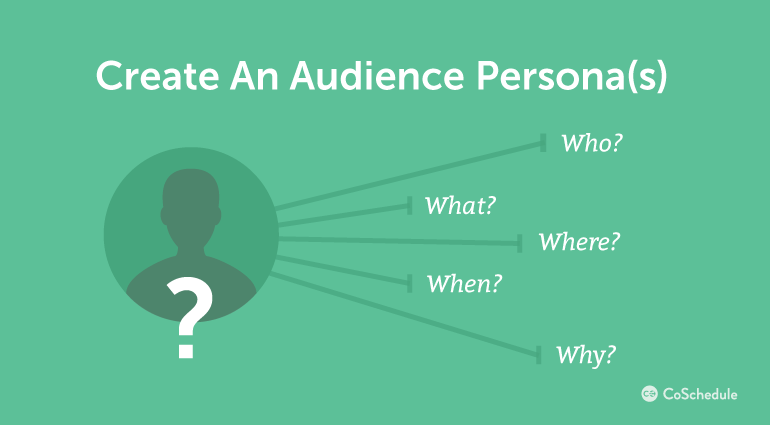 Newsletter best practices using personas