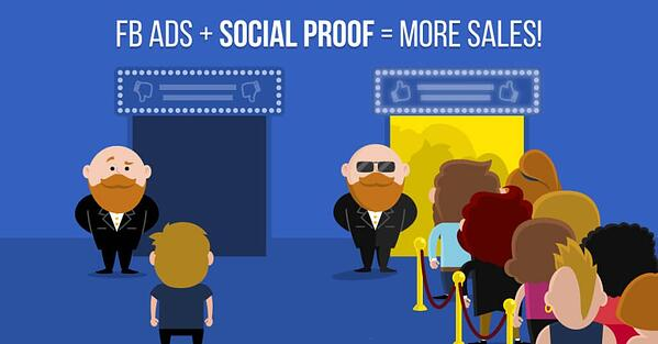 Social Proof on Facebook