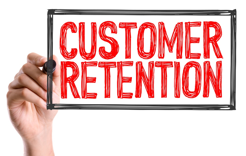 Customer retention on ecommerce