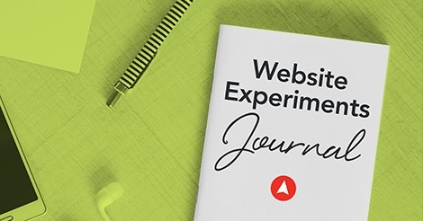 Website experiments in B2B
