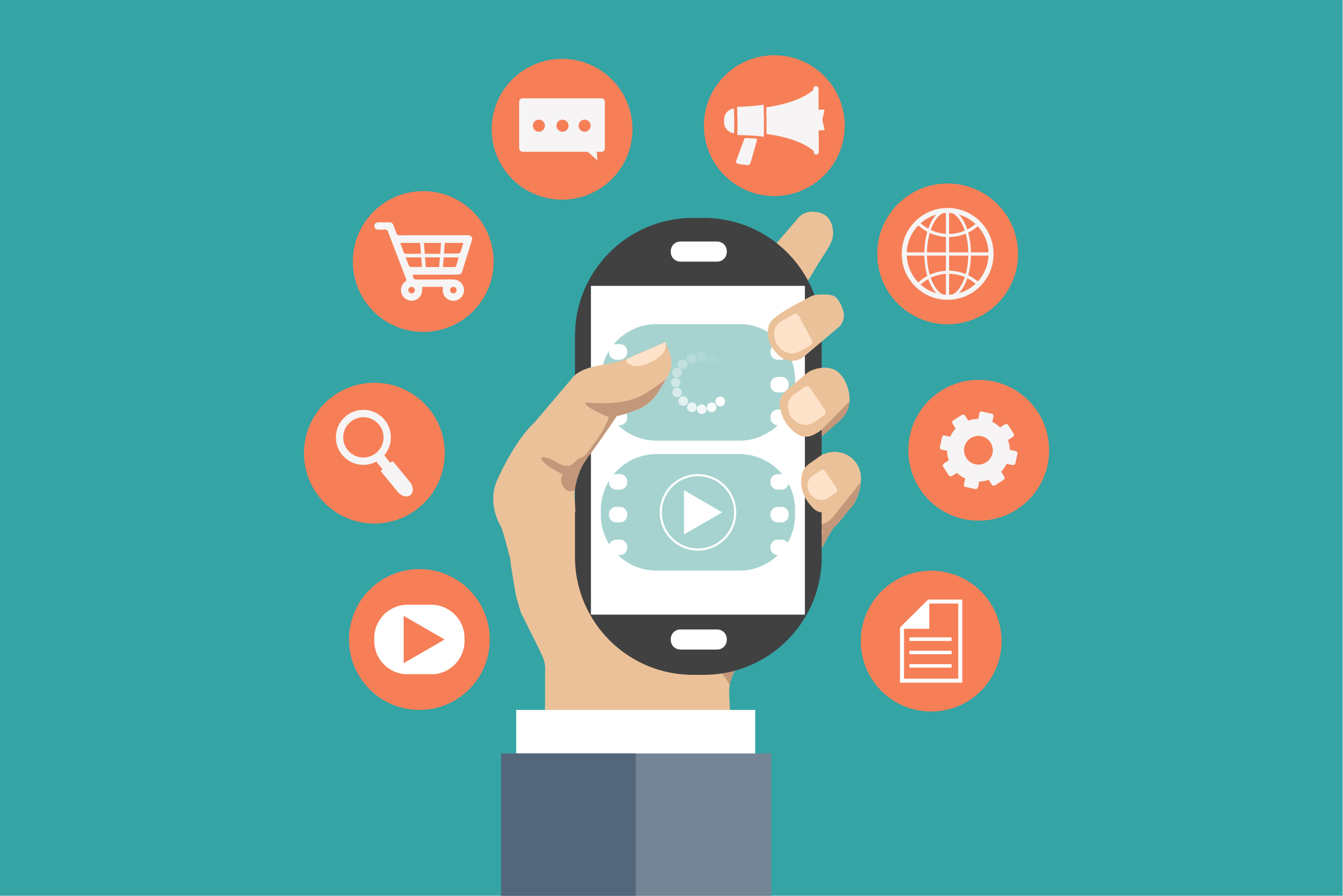 You Don't Advertise in Mobile? Start Now!