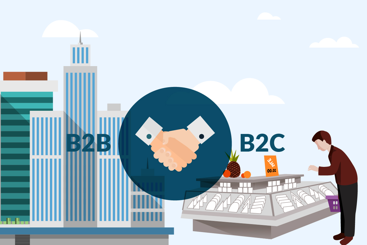 Differences Between B2B Finance and B2C