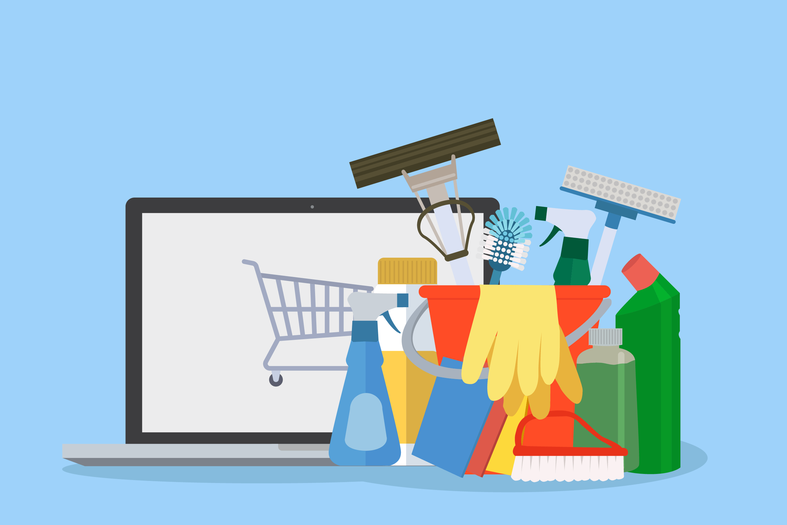 2018 eCommerce Study: Janitorial/Sanitary Industry