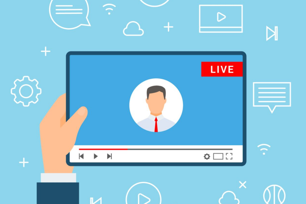 Using Live Streaming for Your B2B Business Events